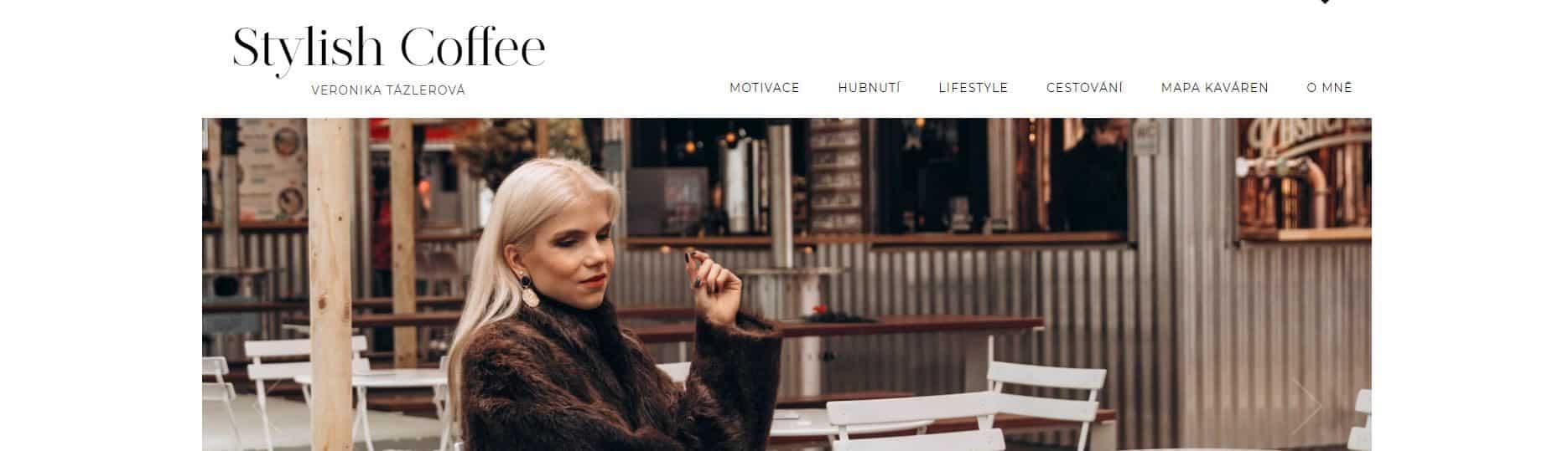 stylish coffee blog veronika tazlerová