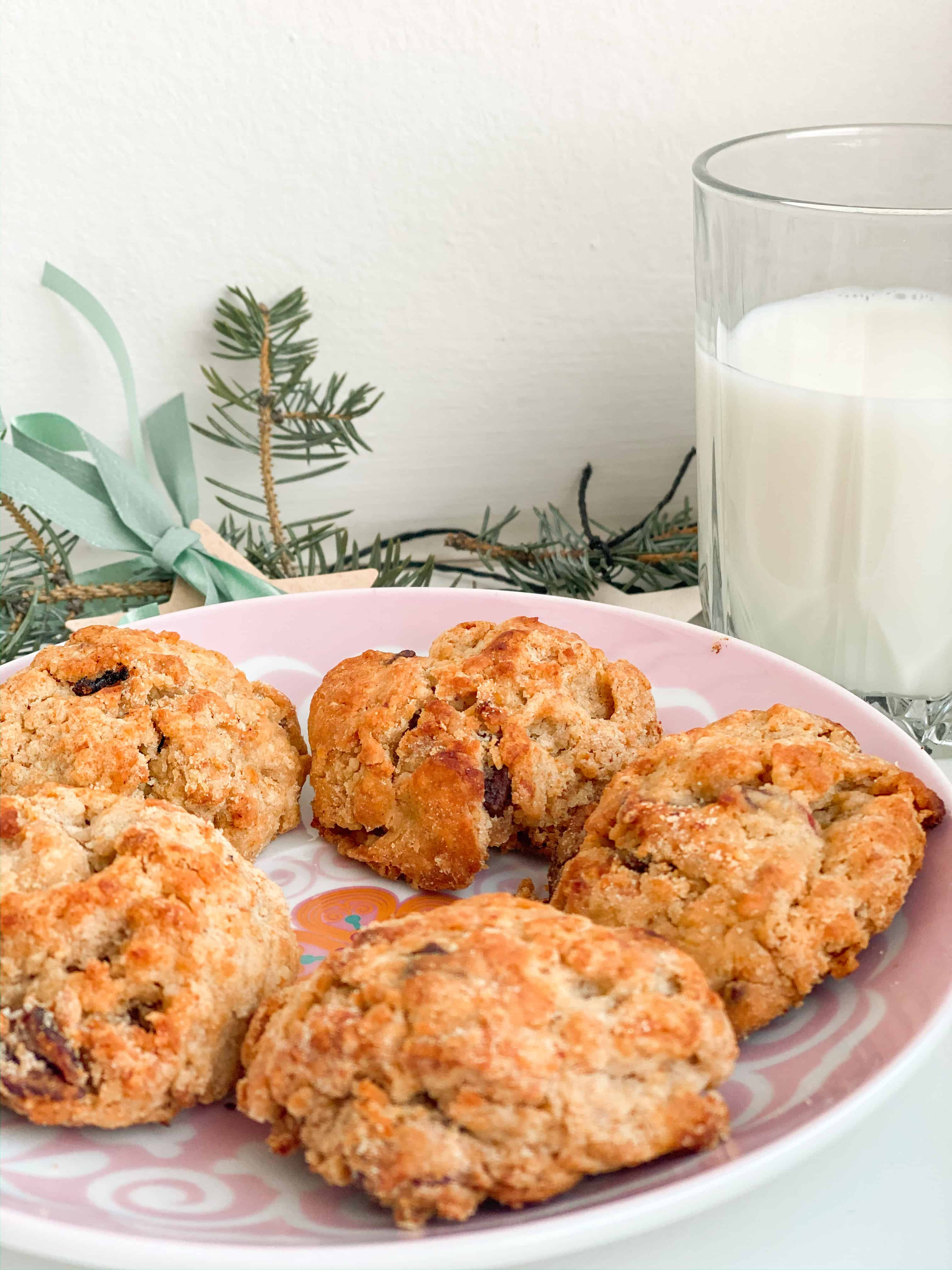 zdravé sušenky - recept