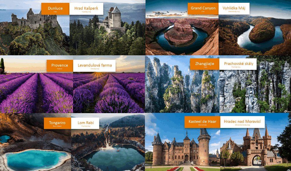 Světové česko - místa na výlet v ČR, kde si budete připadat jako v zahraničí
